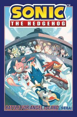 Sonic The Hedgehog: Battle For Angel Island