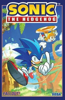 Sonic The Hedgehog: Fallout