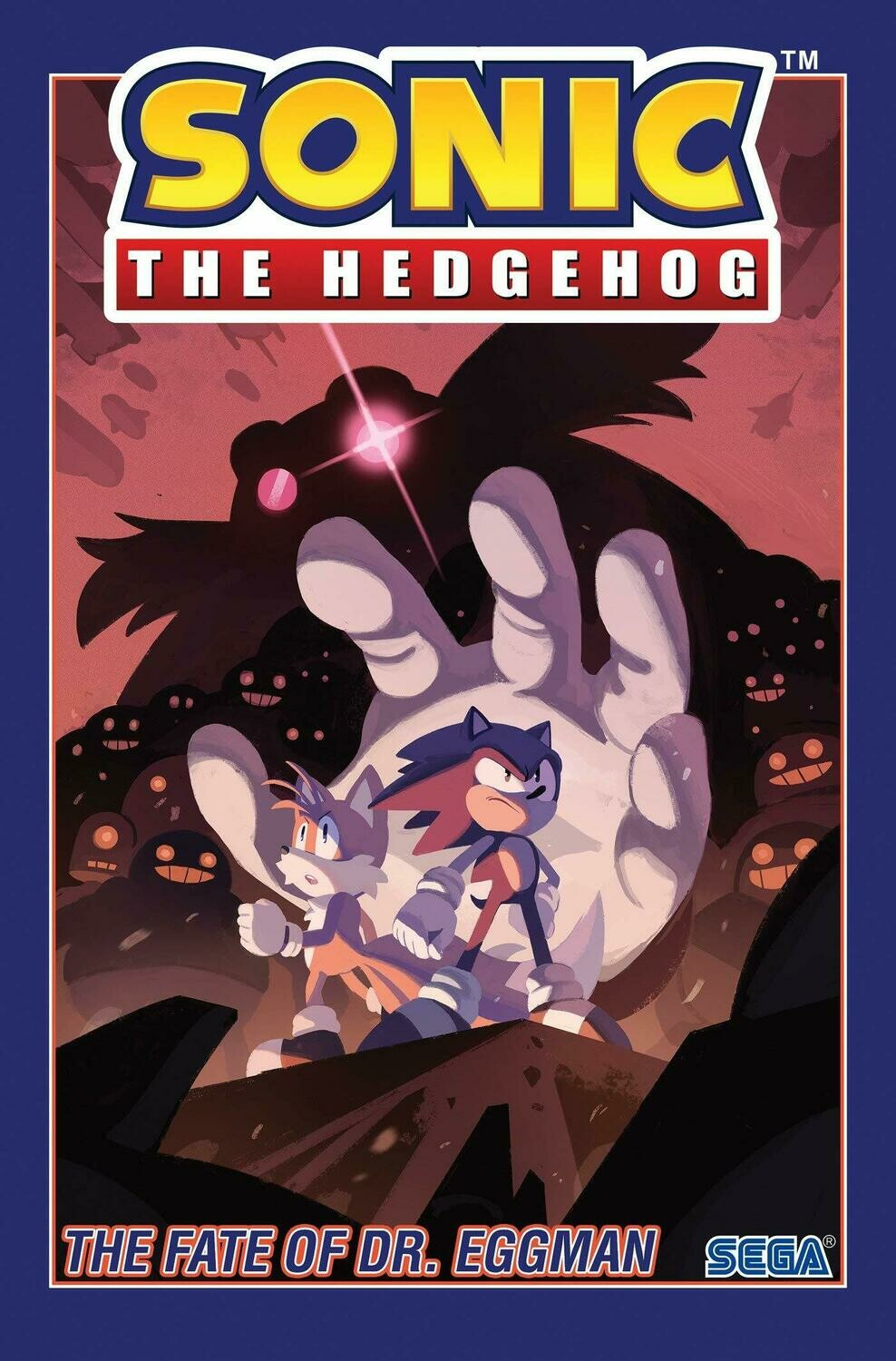 Sonic The Hedgehog: The Fate Of Dr. Eggman