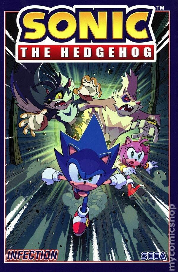 Sonic The Hedgehog: Infection