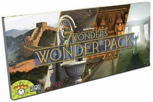 7Wonders Wonder Pack Expansion