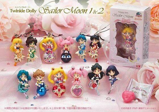 Sailor Moon Twinkle Dolly Keychain