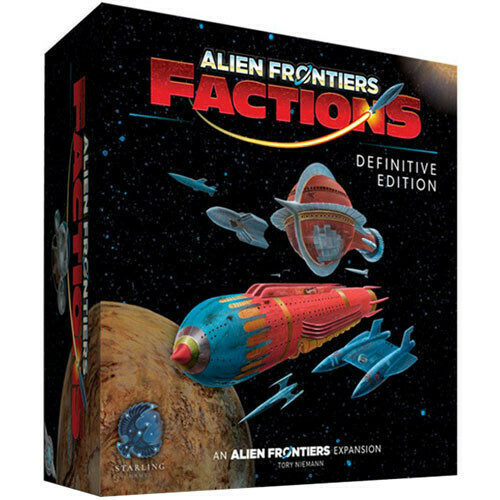 Alien Frontiers Factions: Definitive Edition