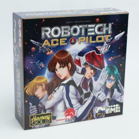 Robotech: Ace Pilot Card Game
