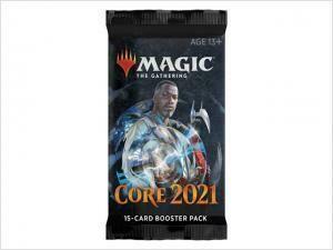 Core Set 2021 Draft Booster
