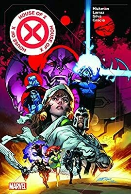 House Of X|Powers Of X Hardcover TPB