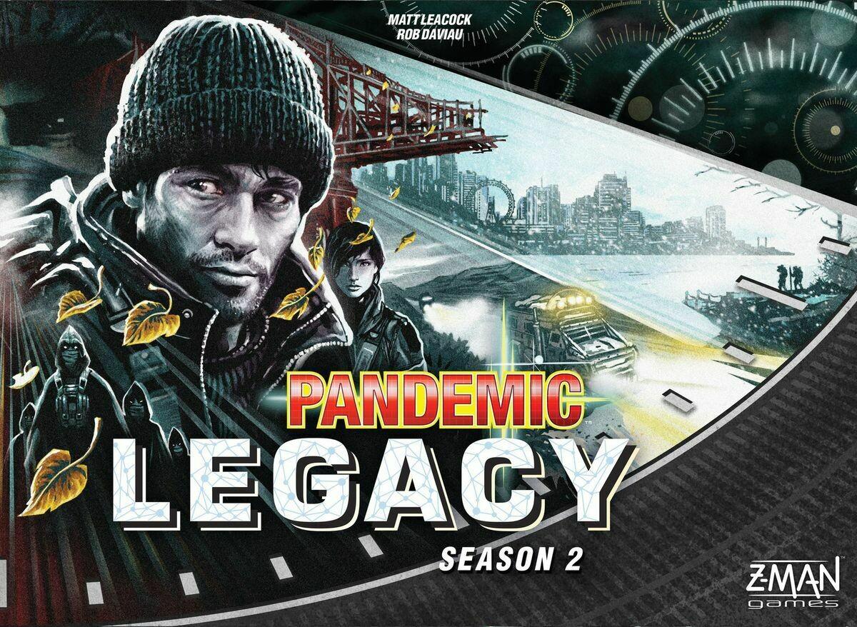 Pandemic Legacy Black Season 2