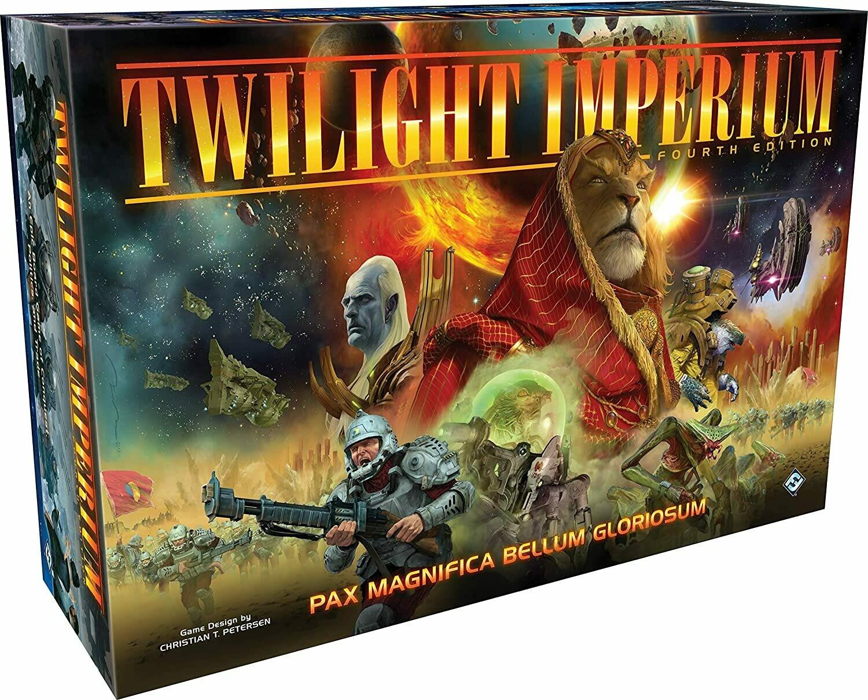 Twilight Imperium 4th. Edition