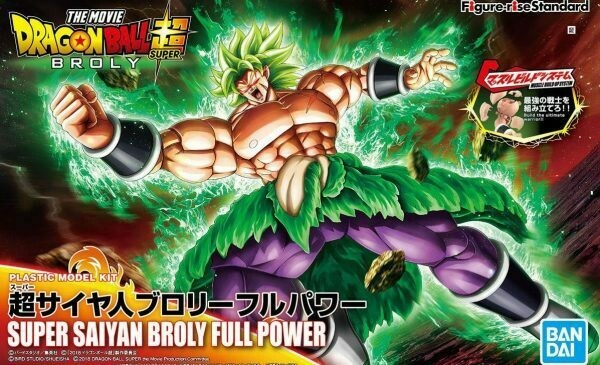 Figure-rise Dragon Ball Super Broly Full Power