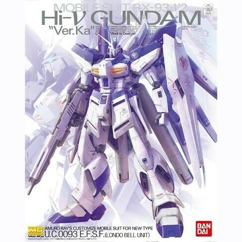 MG RX-93-v2 Hi-Nu Gundam