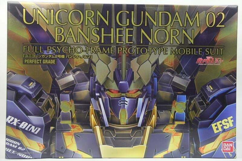PG RX-0[N] Unicorn Gundam 02 Banshee Norn