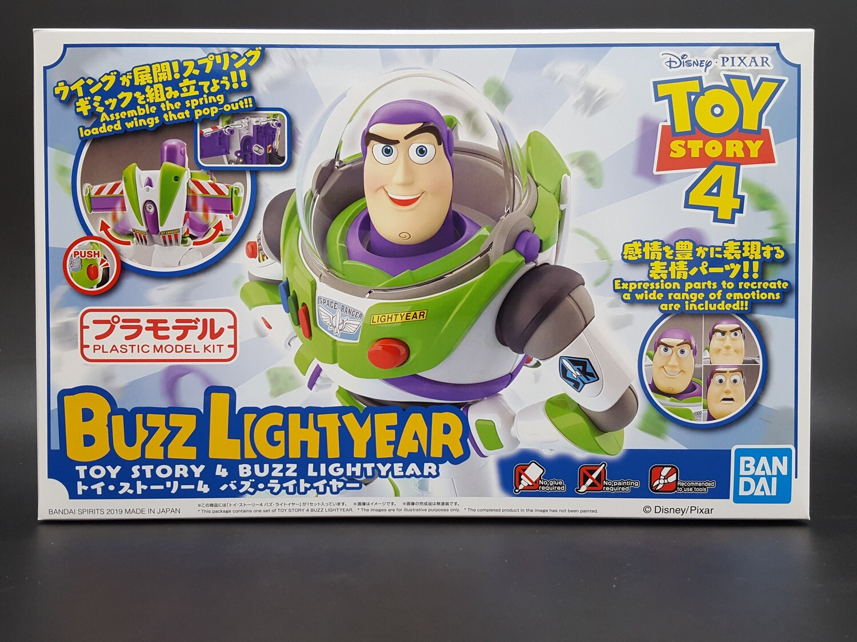 Toy Story Buzz Lightyear Model Kit