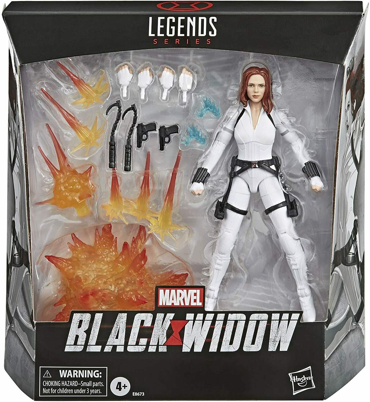 Marvel Legends Black Widow Movie Ver.
