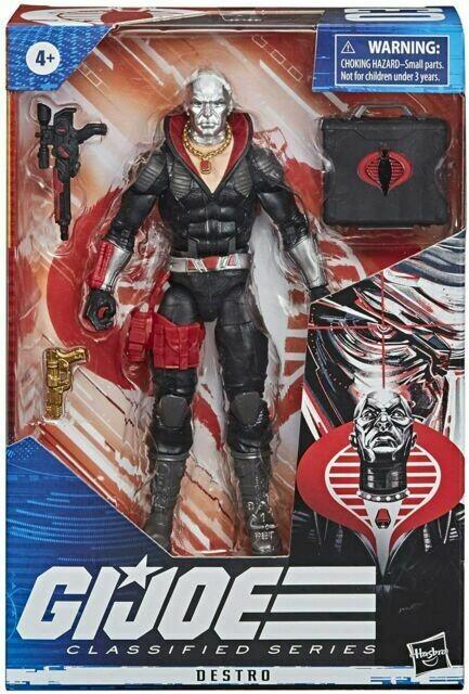 G.I.Joe Classified Series Destro