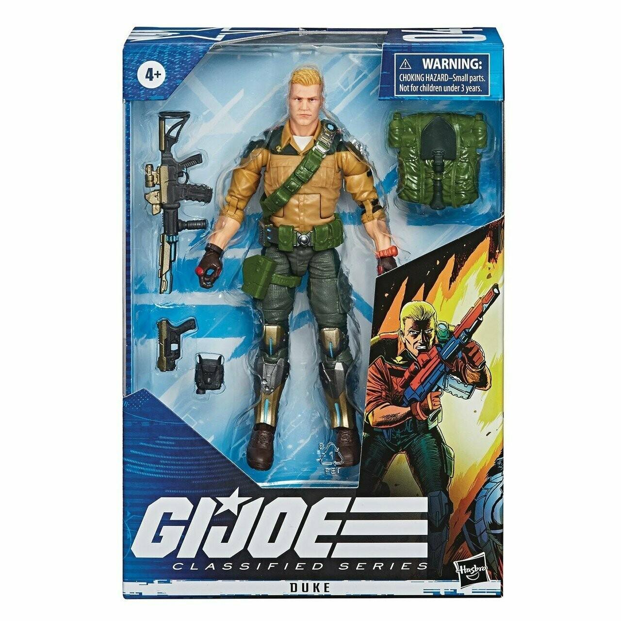 G.I.Joe Classified Series Duke