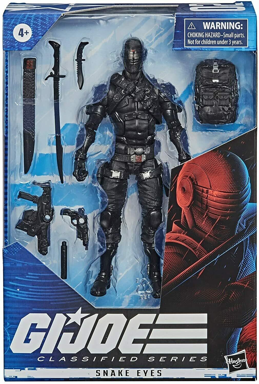 G.I.Joe Classified Series Snake Eyes