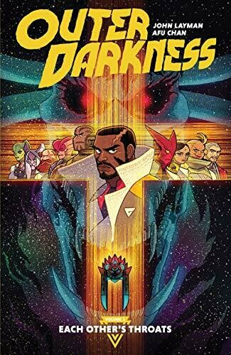 Outer Darkness Vol.1: Each Other's Throats