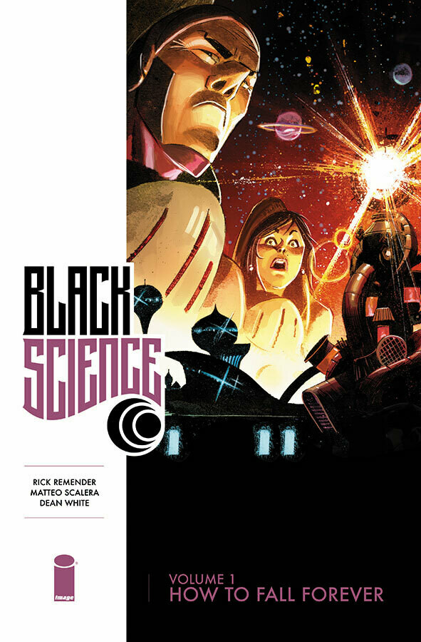Black Science Vol. 1: How To Fall Forever TPB