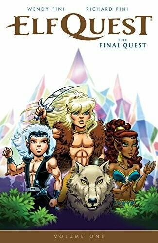 Elf Quest: The Final Quest Vol. 1 TPB