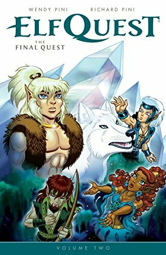 Elf Quest: The Final Quest Vol. 2 TPB