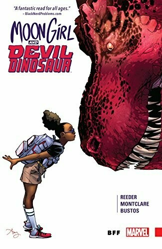 Moon Girl And Devil Dinosaur Vol. 1 TPB