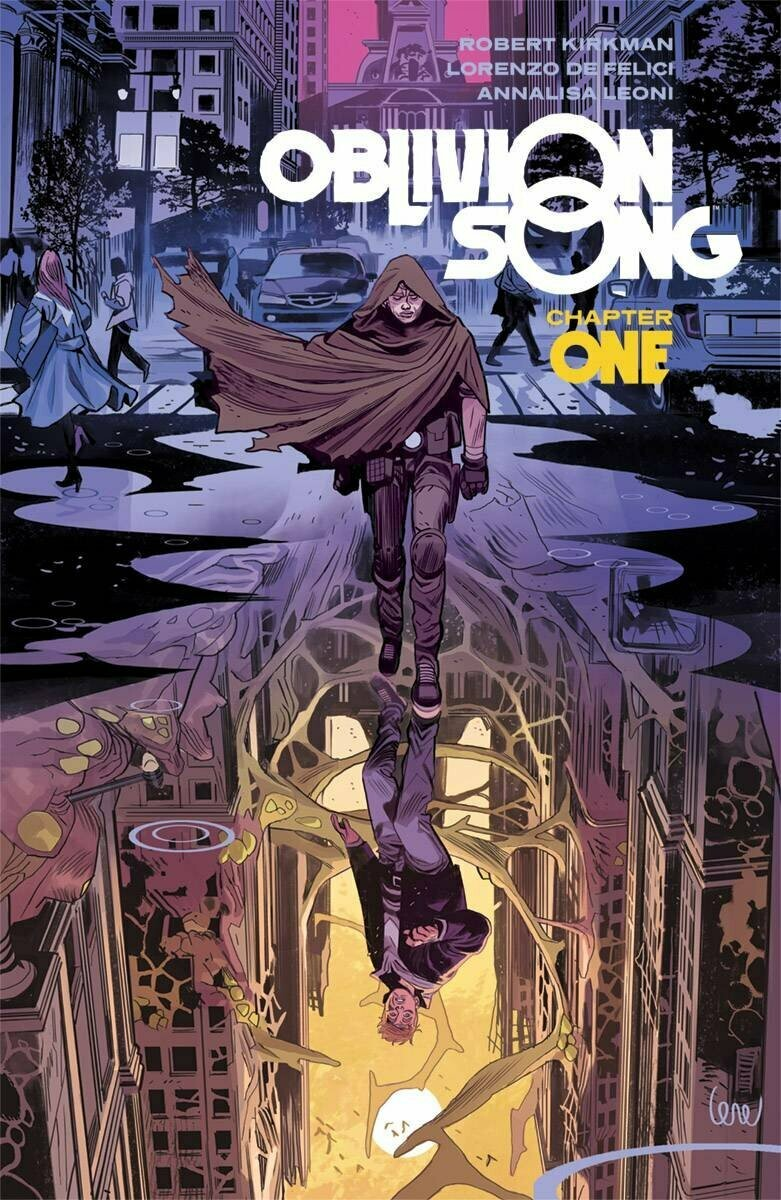 Oblivion Song Vol. 1: Chapter One