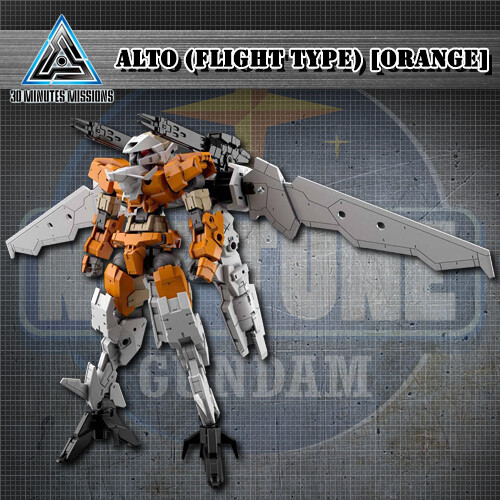 30 Minute Mission Alto (Flight Type) [Orange]