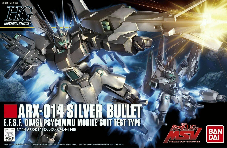 HG ARX-014 Silver Bullet