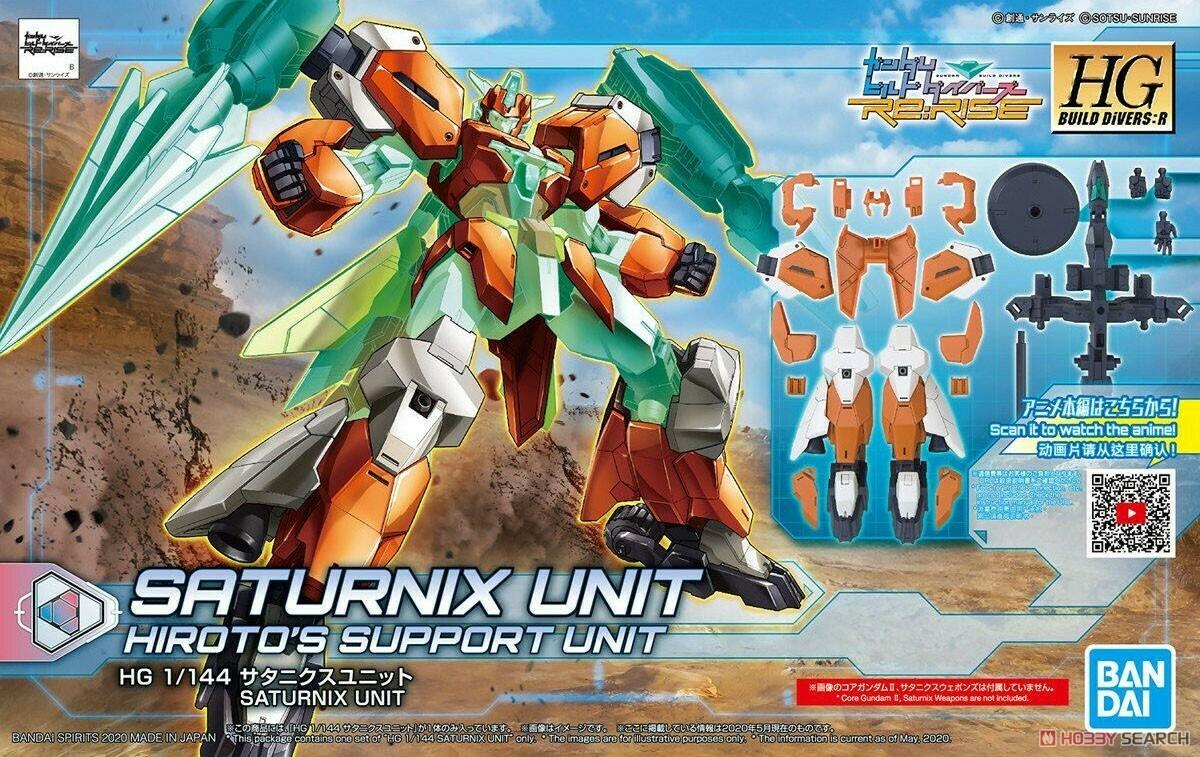 HG Saturnix Unit