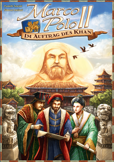 Marco Polo II: In The Services Of The Khan