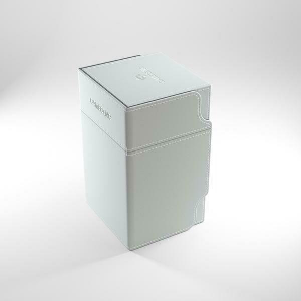 Gamegenic Watchtower Deck Box 100+ White