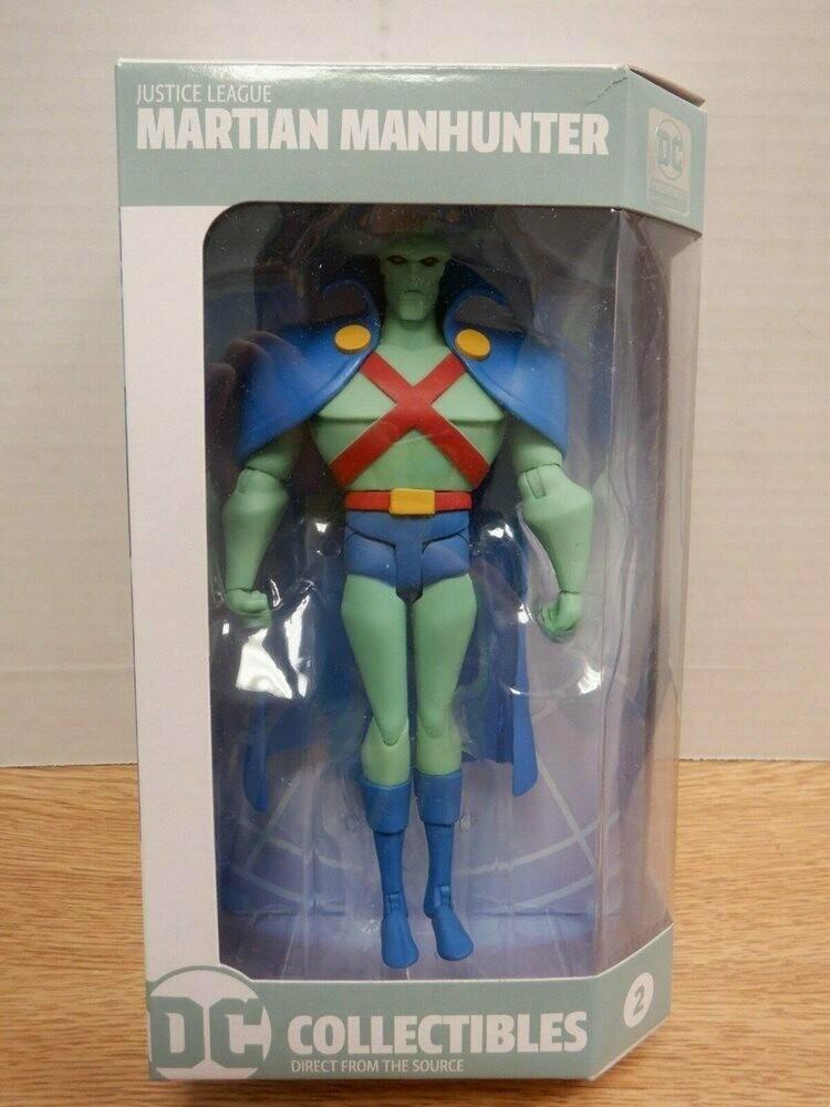 DC Collectibles Martian Manhunter
