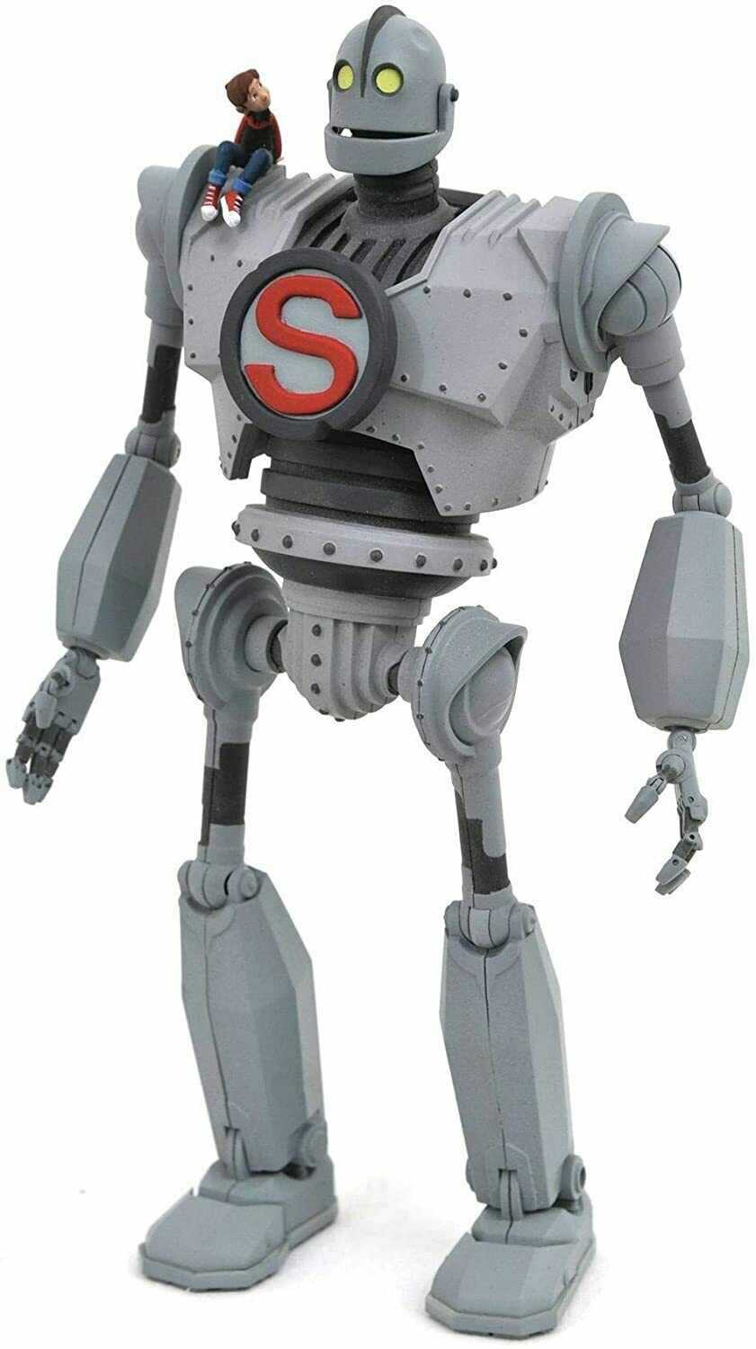 Select The Iron Giant Figure