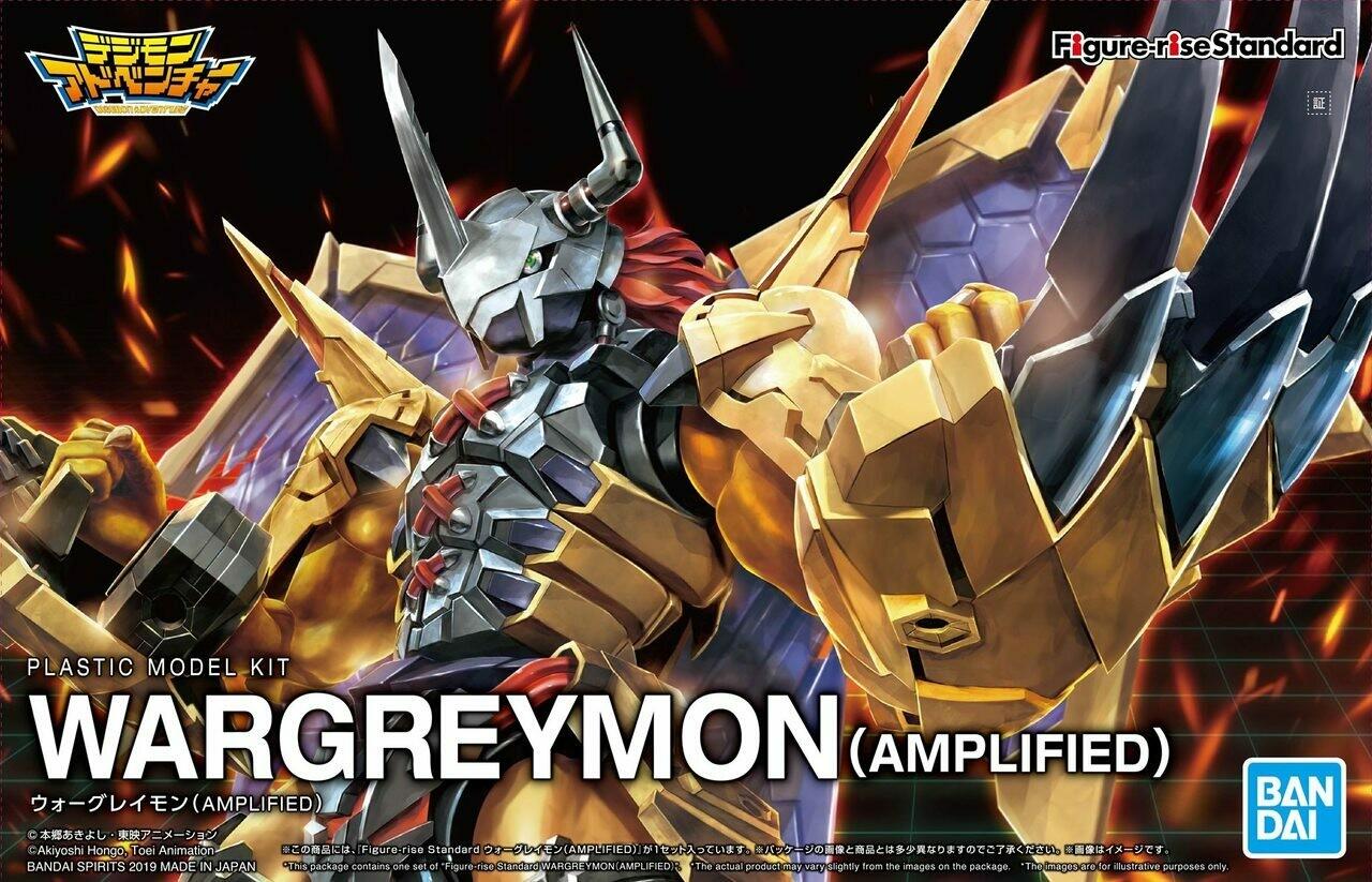 Figure-rise Wargreymon