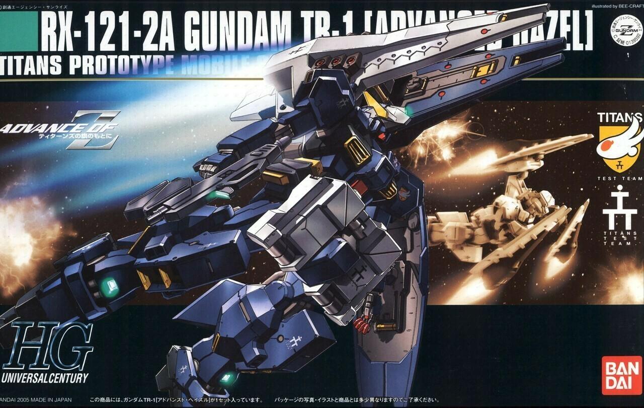 HG Gundam TR-1 [Advanced Hazel]