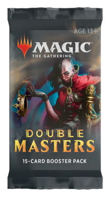 MTG Double Masters Booster Pack
