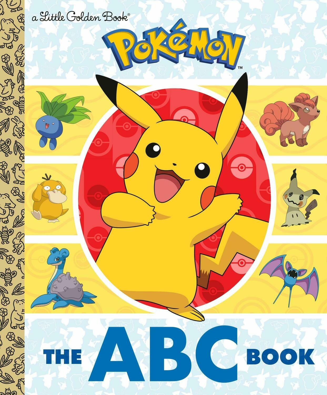 Pokemon: The ABC Book