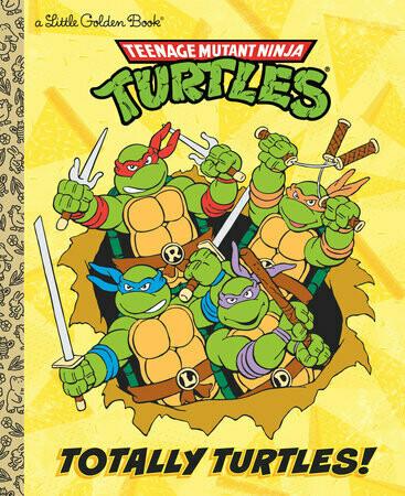 Teenage Mutant Ninja Turtles: Totally Turtles!