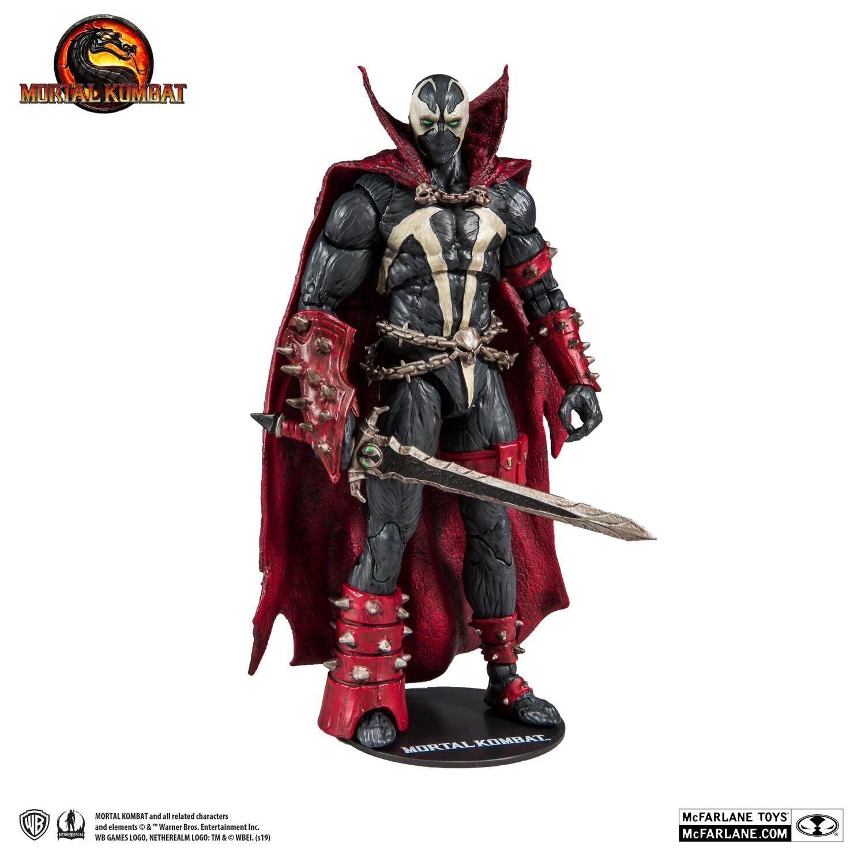 McFarlane Toys Mortal Kombat 11 Spawn (Sword)