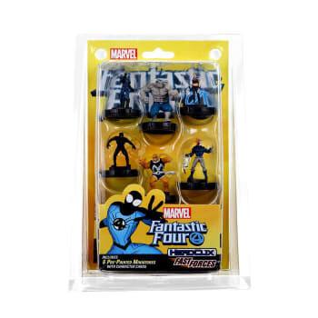 Heroclix: Fantastic Four Fast Forces