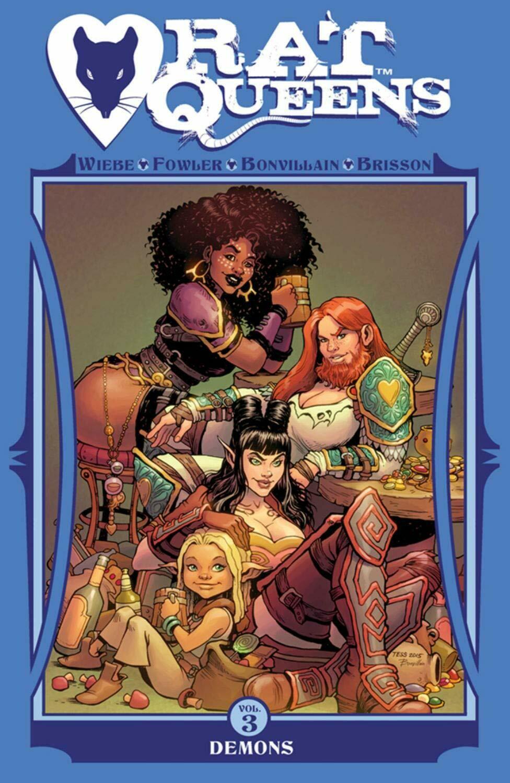 Rat Queens Vol. 3: Demons