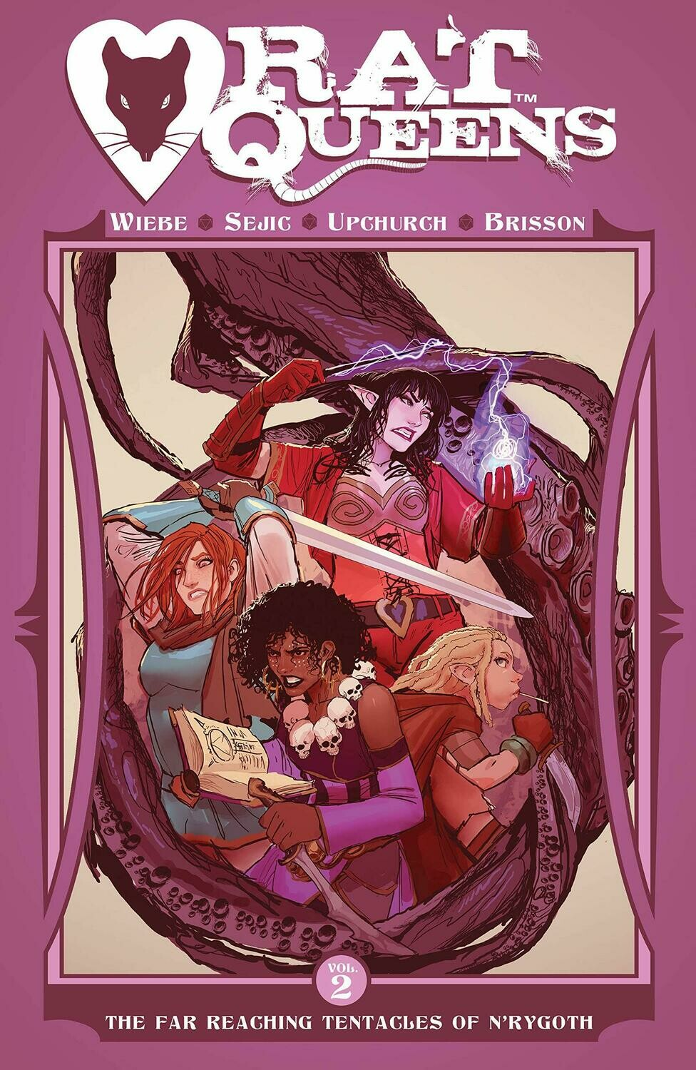 Rat Queens Vol. 2 TPB
