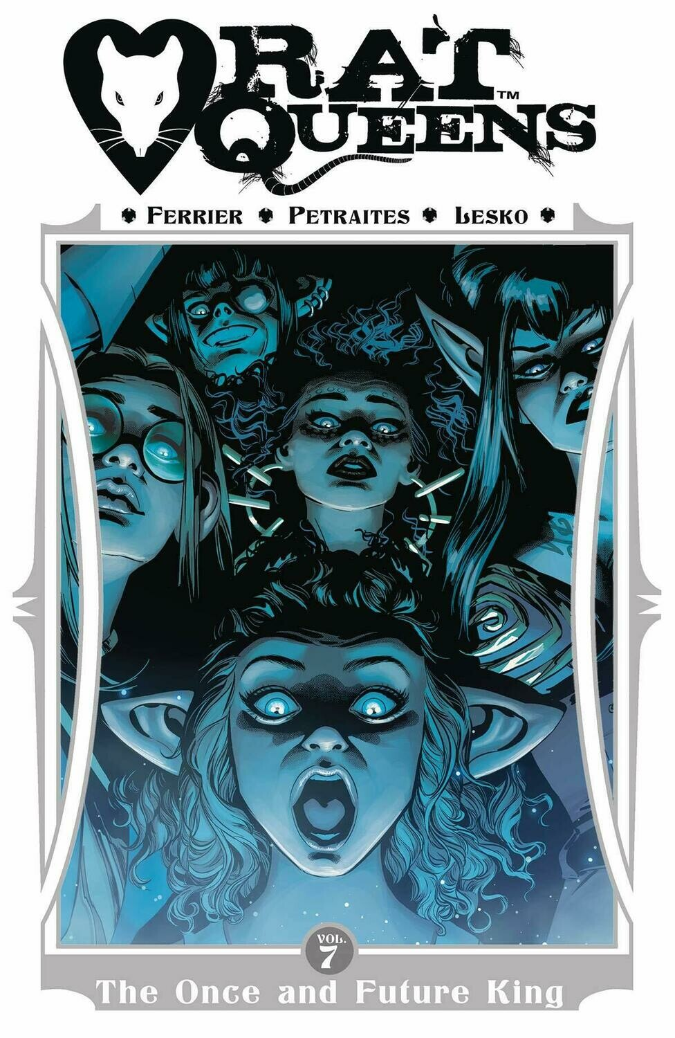 Rat Queens Vol. 7 TPB