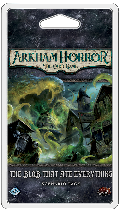 Arkham Horror The Card Game: The Blob That Ate Everything Scenario Pack
