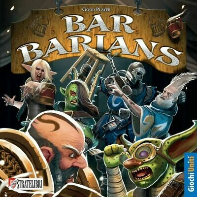Bar Barians