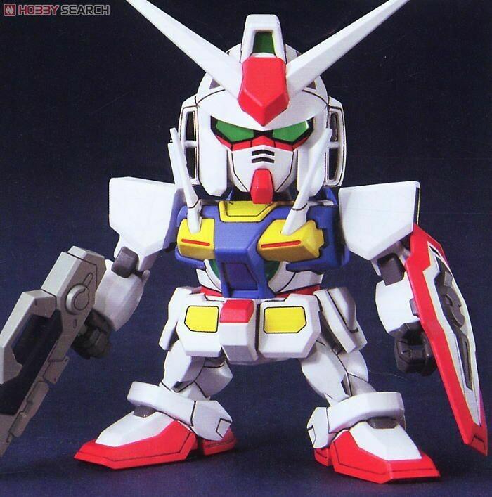 SD O Gundam [Type A.C.D.]