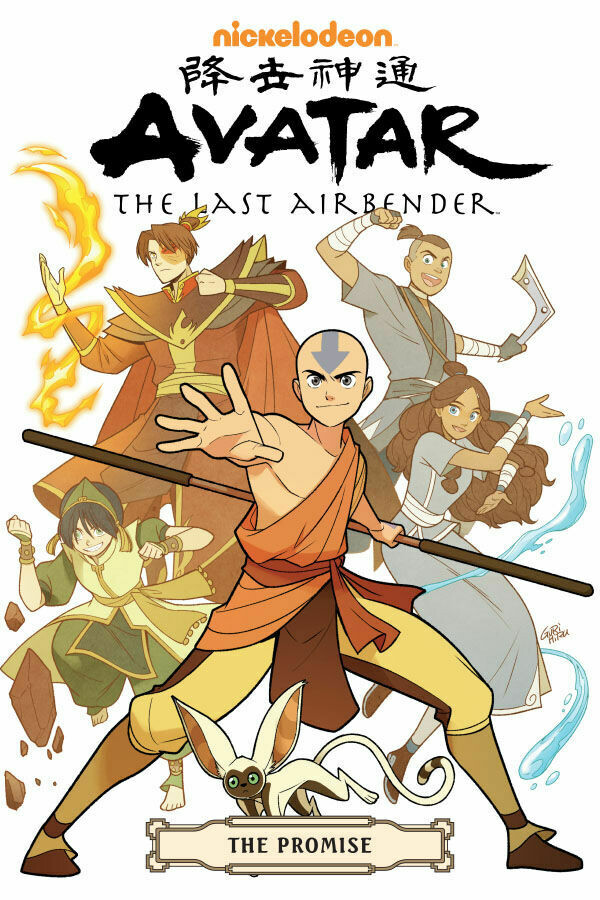 Avatar: The Last Airbender - The Promise Complete TPB