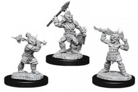 Goblins & Goblin Boss 90063