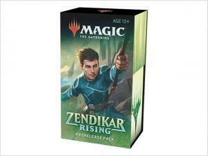 Zendikar Rising Prerelease Pack