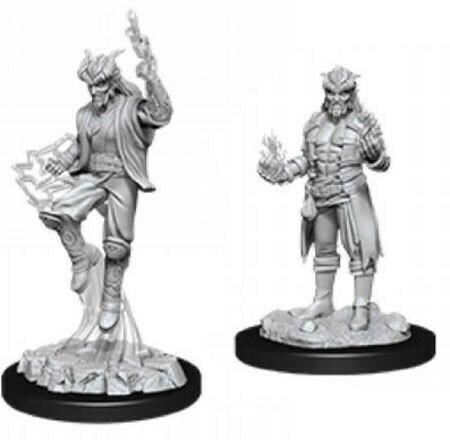 Tiefling Male Sorcerer 90058